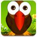小鸟吃水果-敏捷小游戏