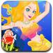 神秘的人鱼公主-敏捷小游戏